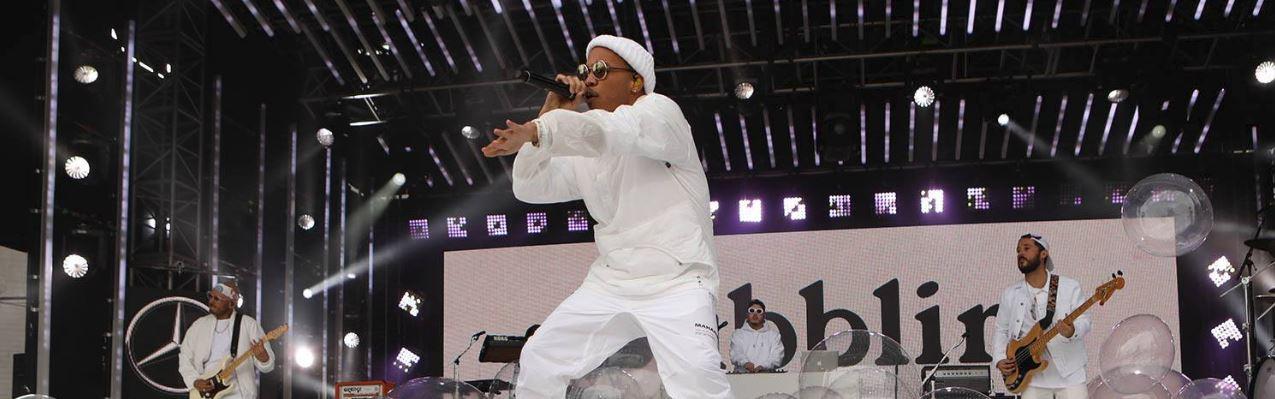 Funk & Show - 23 de noviembre - Con la música de Anderson .Paak, uno de los artistas del momento